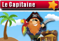 Capitaine de navire pirate