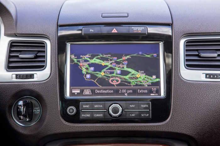 RNS 850 EUROPA v12 Volkswagen Navigation AV 2018 (6 26 1) - Le site