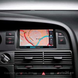 Audi Navigation MMI 2G Europe de l'est et de l'ouest 2019