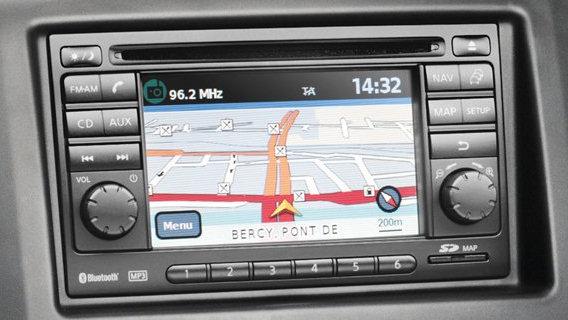 Nissan Connect 1 V9 map Europe - Automobile Hacking la